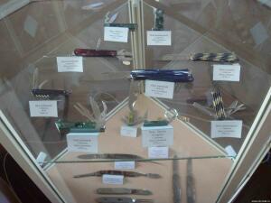 Замки и складные ножи в музее г. Павлово. - 1939518.jpg