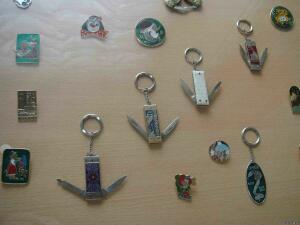 Замки и складные ножи в музее г. Павлово. - 8721370.jpg