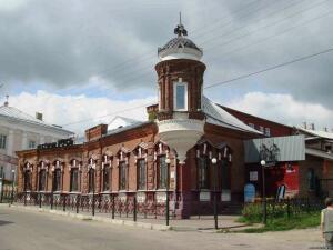 Замки и складные ножи в музее г. Павлово. - 4491111.jpg