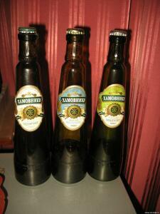 Фигурные бутылки. Советские и наши дни. - 9524216.jpg