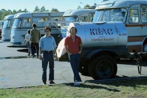 Квас завода Красная Бавария , СССР 1973 год  - 4298645.jpg