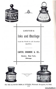 Carter 39;s Ink Company. - 5831938.jpg