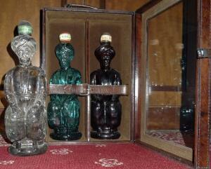 Фигурные бутылки до 1917 года. - 0373906.jpg