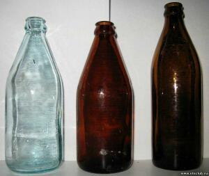 Бутылка толстушка 0,5л. СССР. - 5900518.jpg