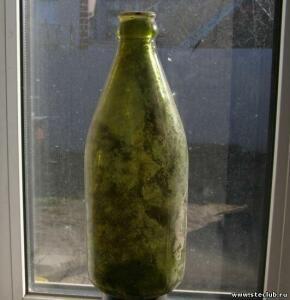 Бутылка толстушка 0,5л. СССР. - 0801920.jpg