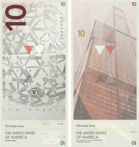 Изображение первого небоскреба Уиллис Сирс Тауэр в Чикаго - новые 10 долларов.jpg