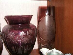 Куплю вазы, кувшины, графины марганцевого стекла - 1240417.jpg