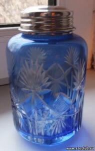 Куплю вазы, кувшины, графины марганцевого стекла - 1565004.jpg