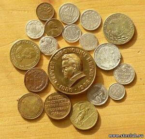 Монеты.Россия и иностранные. - 3257065.jpg