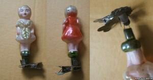 Продаю елочные игрушки времен СССР - 2579547.jpg