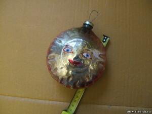 Продаю елочные игрушки времен СССР - 0247983.jpg