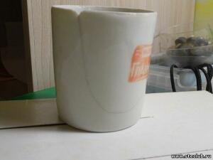 Фарфоровый стакан нкпп ссср главмолоко - 0883803.jpg