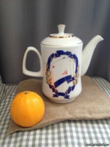 Коллекция советских и китайских фарфоровых чайников - 6954486.jpg