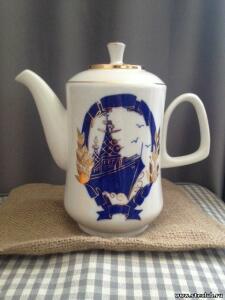 Коллекция советских и китайских фарфоровых чайников - 7062176.jpg