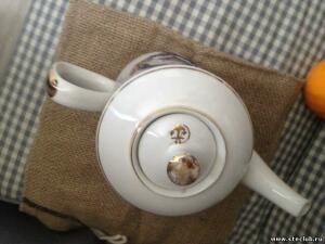 Коллекция советских и китайских фарфоровых чайников - 8381192.jpg
