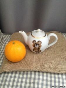 Коллекция советских и китайских фарфоровых чайников - 8705483.jpg