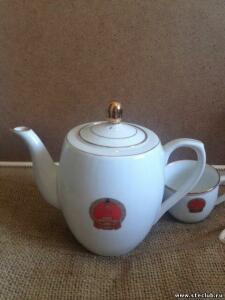 Коллекция советских и китайских фарфоровых чайников - 4444356.jpg