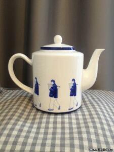 Коллекция советских и китайских фарфоровых чайников - 6190087.jpg