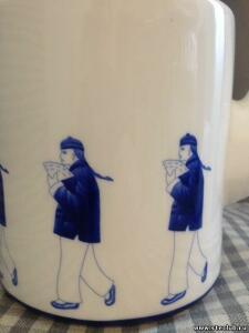 Коллекция советских и китайских фарфоровых чайников - 6445292.jpg