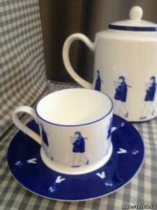 Коллекция советских и китайских фарфоровых чайников - 7388596.jpg