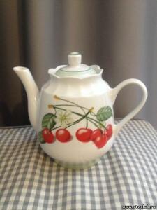Коллекция советских и китайских фарфоровых чайников - 7146631.jpg