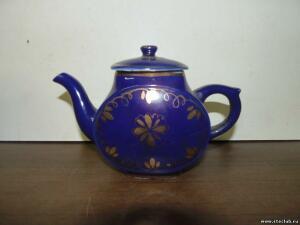 Коллекция советских и китайских фарфоровых чайников - 3289308.jpg