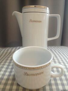 Коллекция советских и китайских фарфоровых чайников - 7499189.jpg