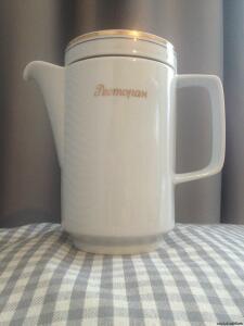 Коллекция советских и китайских фарфоровых чайников - 5373277.jpg