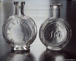 Разные старинные бутылки. - 7058432.jpg