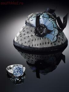 13 Самых дорогих бриллиантов - бриллиант Голубой фантазийный.jpg