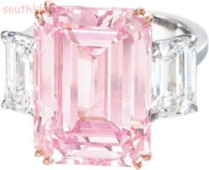 13 Самых дорогих бриллиантов - бриллиант Идеальный розовый.jpg