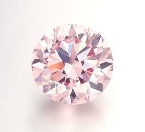 13 Самых дорогих бриллиантов - бриллиант Марсианский розовый.jpg