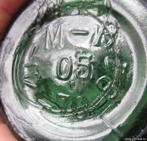 Клейма на старых бутылках - 8434180.jpg