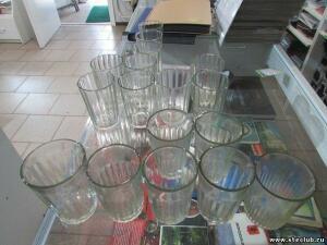 Граненые стаканы. - 6402264.jpg