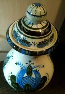 Неопознанная керамическая ваза с крышкой - 9256083.jpg