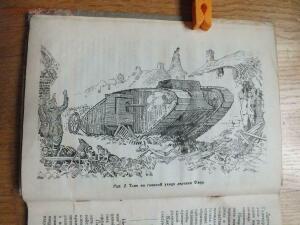 Библиотека танкиста. Ф. Митчель Танки на войне . 1935 год - DSCF9331.JPG