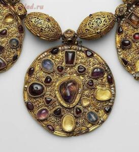 Русские украшения с натуральными камнями домонгольской эпохи - 4.jpg