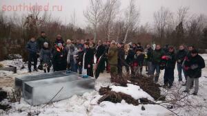 Два дня назад хоронили наших братьев погибших 16 января под Донецком Пусть земля им будет пухом  - image.jpg