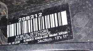 [Продам] Катушка XP Deus X35 34x35 13 x11  - IMG_20190922_094946.jpg