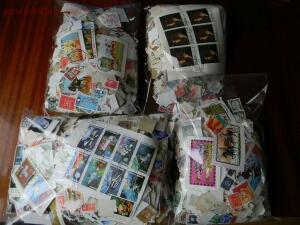 [Продам] 5000 почтовых марок мира в Новых Пакетах см.фото . - Пакет 1.JPG