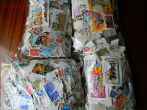 [Продам] 5000 почтовых марок мира в Новых Пакетах см.фото . - Пакет 2.JPG