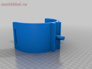 Подлокотник для Garrett ACE для 3d принтера - 6ae861449ef3180a900244170ca59e8f_preview_featured.jpg