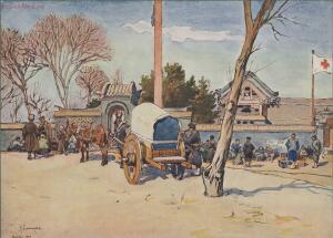 Война 1904-1905. Из дневника художника 1908 год - page_00065_49291543517_o.jpg