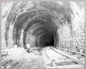 Строительство Кругобайкальской железной дороги 1900-1904 гг. - 17---_49425639073_o.jpg
