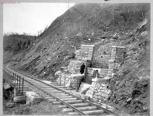 Строительство Кругобайкальской железной дороги 1900-1904 гг. - 19-----2---35-_49425637953_o.jpg