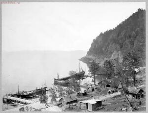 Строительство Кругобайкальской железной дороги 1900-1904 гг. - 23----_49425635798_o.jpg