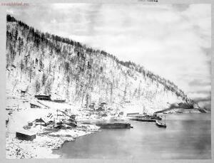 Строительство Кругобайкальской железной дороги 1900-1904 гг. - 25-----_49426106751_o.jpg