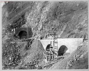 Строительство Кругобайкальской железной дороги 1900-1904 гг. - 30----_49426328597_o.jpg
