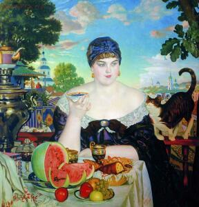 А какой же настоящий Русский чай без Самовара ? - 82f6b3c94e1e.jpg