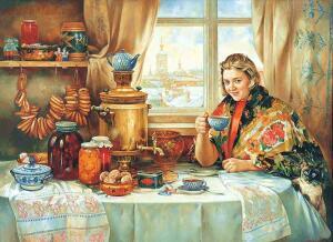 А какой же настоящий Русский чай без Самовара ? - 2f51306364ed.jpg
